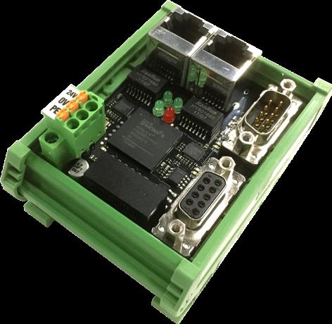 EtherCAT串口转换模块SIF1000